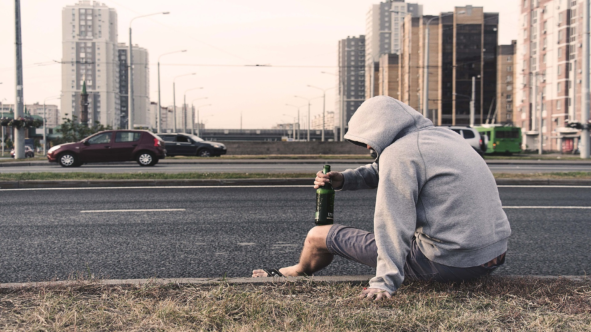 Alkoholsucht überwunden mit Jesus